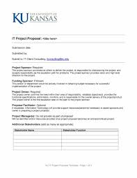 It Project Proposal Template Free Download 24 Professional Project Proposal Templates Template Lab 1