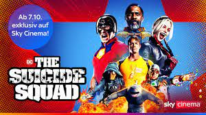 The Suicide Squad | Exklusiv in HD/UHD ansehen