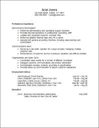 emt resume description resume functional mix Arian Jones