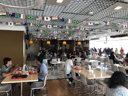 google company head office. Google Office Cafe Company Head