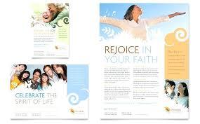 Microsoft Brochure Templates Download Microsoft Flyer Templates Download Word Free Christian Brochure