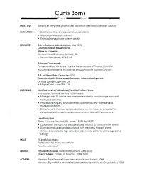 Sample Resume For A Fresh Graduate Or Fresh Graduate Sample Resume