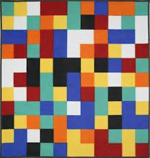 Gerhard Richter - 1024 Colours - Multiple, getufteter bedruckter Feinvelours | eBay