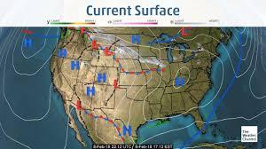 current weather map  weathercom