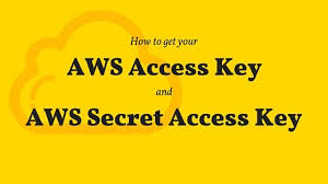 Access Key How To Get Your Aws Access Key And Aws Secret Access Key