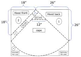 Cape Sewing Pattern Cool Play Cape Costume Tutorial Sew Mama Sew