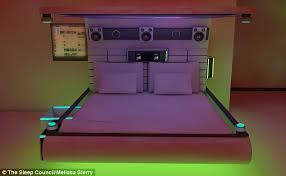 The Most Desired Futuristic Bedroom Technology, According To The Sleep  Councilu0027s Study, Was