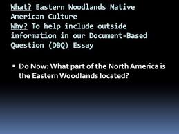native american tribes of north america ppt video online  eastern woodlands native american culture why