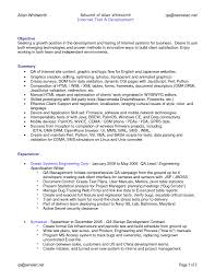 Amazing Qa Engineer Resume 12 For Your Resume Picture Images With Qa  Engineer Resume