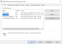 What Is Microsoft Access Cant Use The Access Odbc Driver Or Oledb Provider Outside