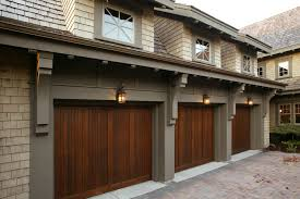 luxury garage doors traditional with cedar shake roof