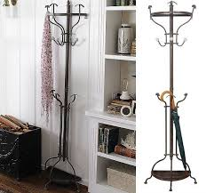 Metal Coat Rack Tree Awesome Wall Mounted Metal Coat Tree Coat Tree Wall Mounted Coat Rack And