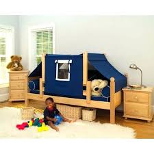 canopy toddler beds for girls