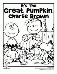 Small Picture Its the Great Pumpkin Charlie Brown Coloring Pages This makes me