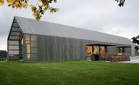 Modern Barn Style House Plans House Plans With Regard To  Modernbarnhouseplans