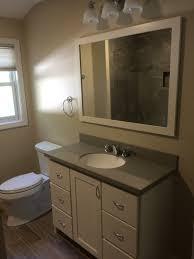 Recent Bathroom Remodels NH Bath Builders Part - Basic bathroom remodel