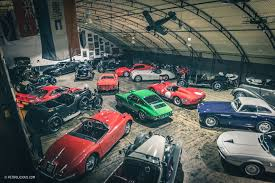 The UK's Classic Motor Hub Is So Much More Than A Showroom ...