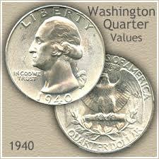1940 Quarter Value Discover Their Worth