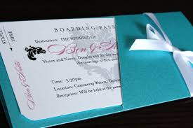 Boarding Pass Wedding Invitations The Best Clothing