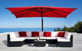 cantilever patio patio umbrellas