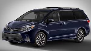 Toyota Reveals 2018 Sienna Minivan - Peruzzi Toyota Blog