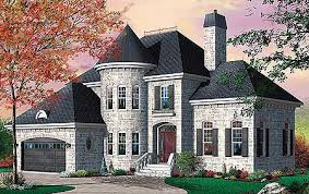 castle house plans. Castle Inspired House Plans H