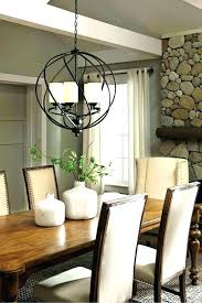 dining tables dining table chandelier for correct height measurements to size a of rectangle room