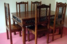 indian dining room furniture. Wonderful Dining Sheesham Dining Set Inside Indian Room Furniture N