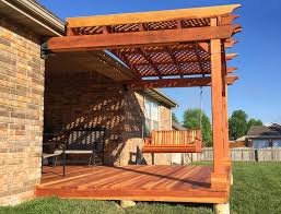 Design My Own Pergola Pros And Cons Of A Prefab Pergola Kit Vs Building Your Own