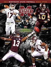 Dartmouth Football Depth Chart 2012 Mississippi State Football Media Guide By Mississippi