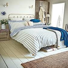 nautical bedding and curtains duvet covers joules sea ditsy at pertaining to popular residence king size