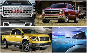 Car and Driver Ranks Every Full-Size Pickup Truck - Nissan Titan XD ...