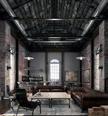 Industrial Themed Man Cave Furniture
