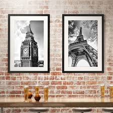 picture frames 18x24 inches solid wood poster picture photo wall mounting decor and table top photo frames black not included photo com