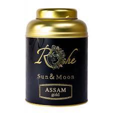 <b>Чай</b> вес РИЧ <b>НАТУР Riche Natur черный</b> кр.л. ASSAM GOLD ж/б ...