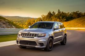2018 jeep v8. fine jeep jeep had to make a few small changes the wellknown 62liter  supercharged hellcat v8 engine shoehorn it under hood of grand cherokee throughout 2018 jeep v8