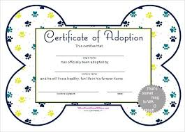 Blank Birth Certificate Template New Free Puppy Birth Certificate Template Ramautoco