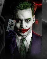 ذا زلمة - منبع الرجال - رسمياً : ترشيح النجم johnny depp لأداء دور الجوكر  في سلسلة افلام باتمان الجديدة. من برأيك سيكون افضل من مثل دور الجوكر بعد  هذا الخبر؟ #حمورابي #ذا_زلمة_منبع_الرجال