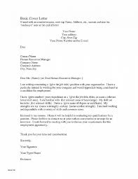 How To Type A Cover Letter For A Resume Cool Cover Letter Generator Free Luxury Cover Letter Template Free Free