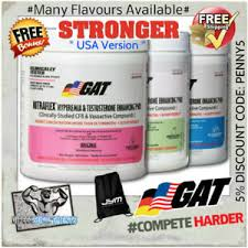 image is loading gat nitraflex 30 serve pre workout testosterone pump