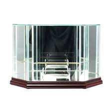 glass football display case glass football display case glass display case for nfl football