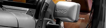 jeep wrangler side view mirrors