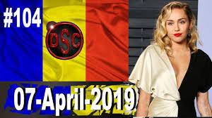 Romanian Top 100 Airplay 07 April 2019 104