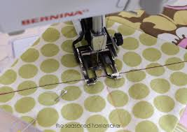 How to Use a Sewing Machine Walking Foot & Have you ever wondered how quilters and sewists get perfect seams? It's no  secret, Adamdwight.com