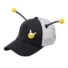 Yihome <b>Children's Hat</b>, <b>Spring</b> and Summer Cute <b>Cap Cartoon</b> Bee ...