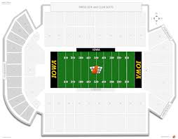 Kinnick Edge Seating Chart Kinnick Stadium Iowa Seating Guide Rateyourseats Com