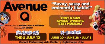 Avenue Q Horizon Theatre