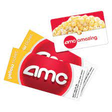 If you're looking at the cardboard holder that held the card, that might be the long number. Amc 2 Yellow Tickets And 10 Gift Card Bjs Wholesale Club