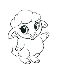 Coloring Pages For Kids Lion Animal Coloring Pages For Kids Cute