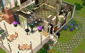 Sims Interior Design Game The Sims 3 Room Build Ideas And Examples